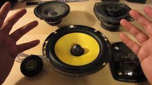 ¿Cómo seleccionar bocinas para mi equipo de audio?