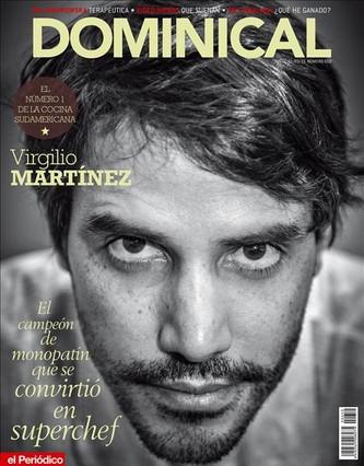 Virgilio Martínez, el 'skater' que reina en la cocina sudamericana