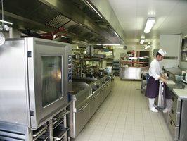 Lista de equipamiento necesario para la cocina de un restaurante