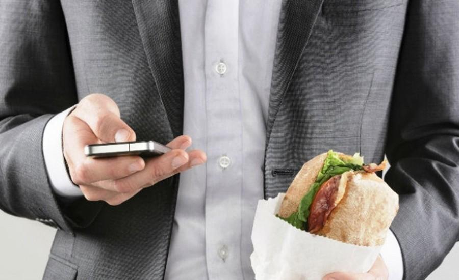 El 70% de pedidos de comida a domicilio se realizará por app, prevén