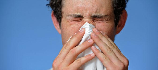 ¿Se puede tener alergia al clima?