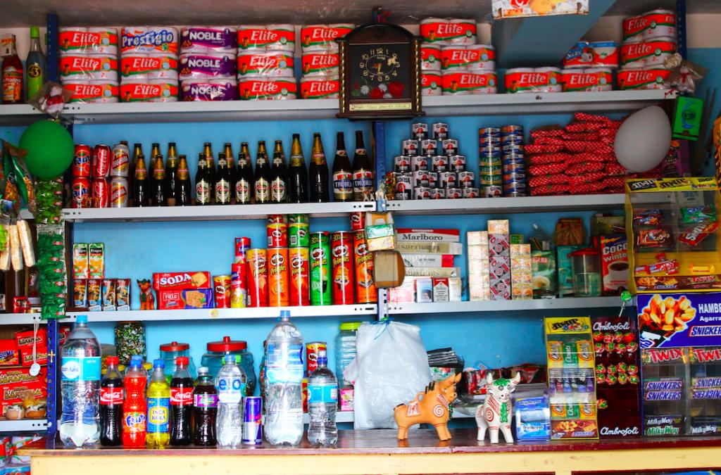 ¿Tiene una tienda de abarrotes en Mérida?