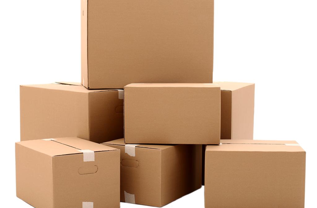 Diferentes tipos de cajas de cartón mas usadas en el mercado