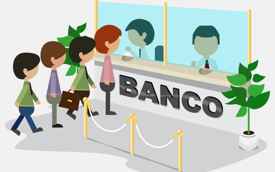 Como elegir el banco ideal para mi