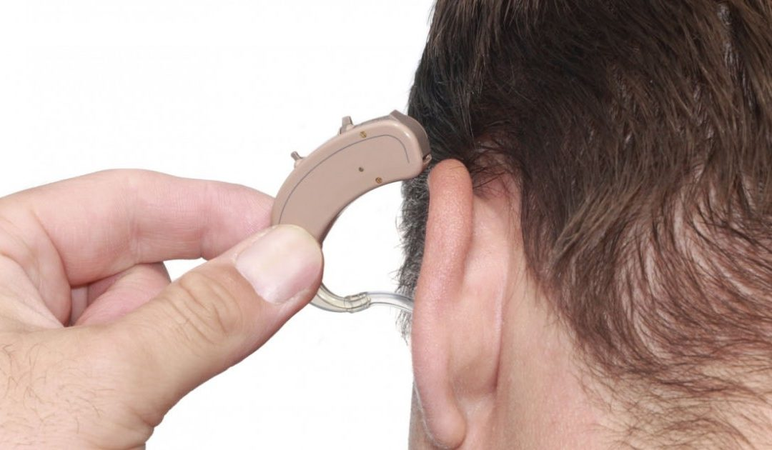 Tipos de aparatos auditivos