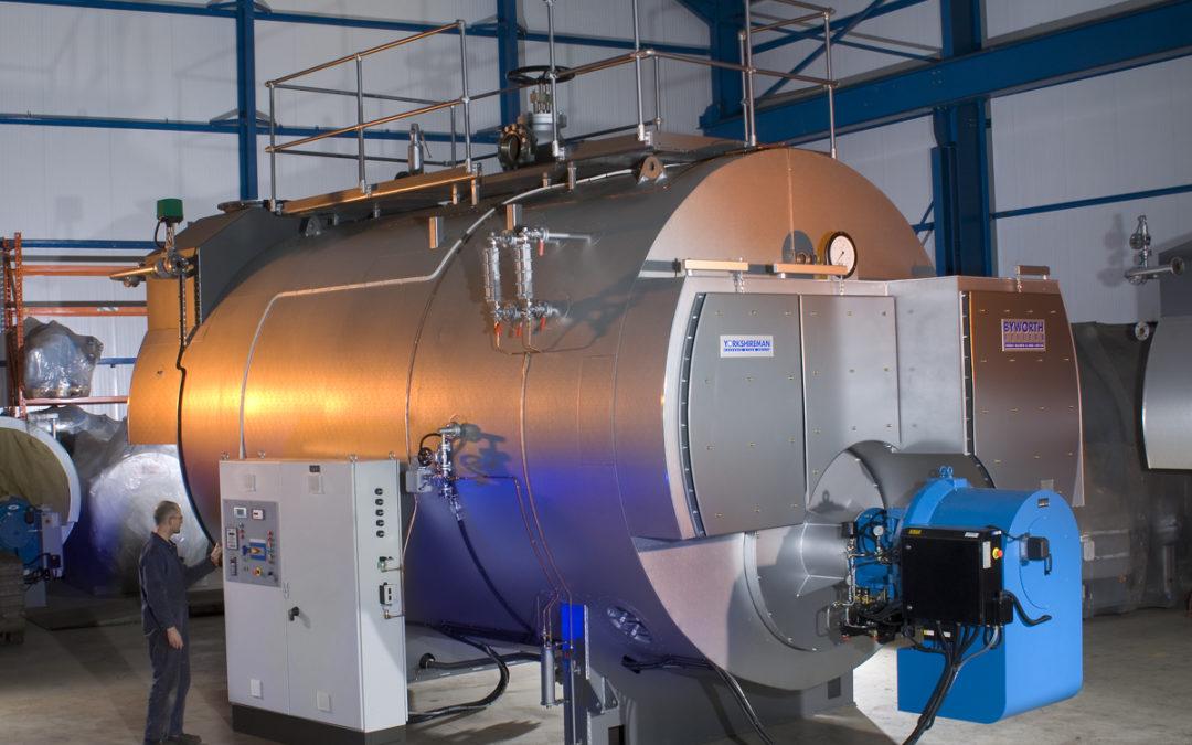 ¿Cómo funcionan las calderas industriales?