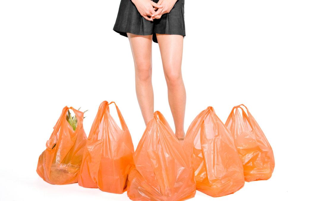 Maneras de reciclar bolsas de plástico