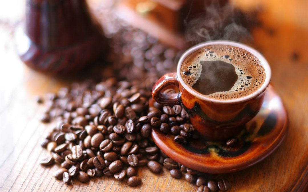 Bebidas que llevan café