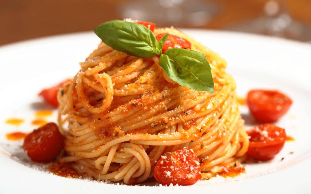 Comida típica de Italia