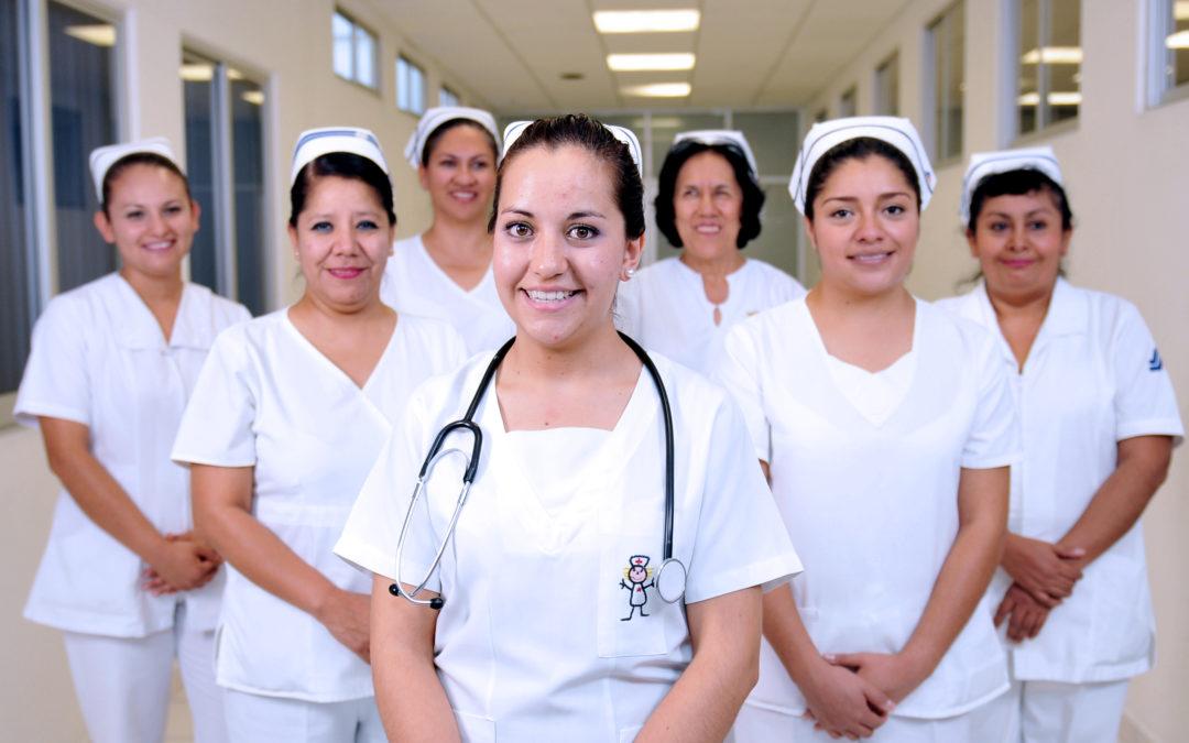 Tipos de enfermera/os