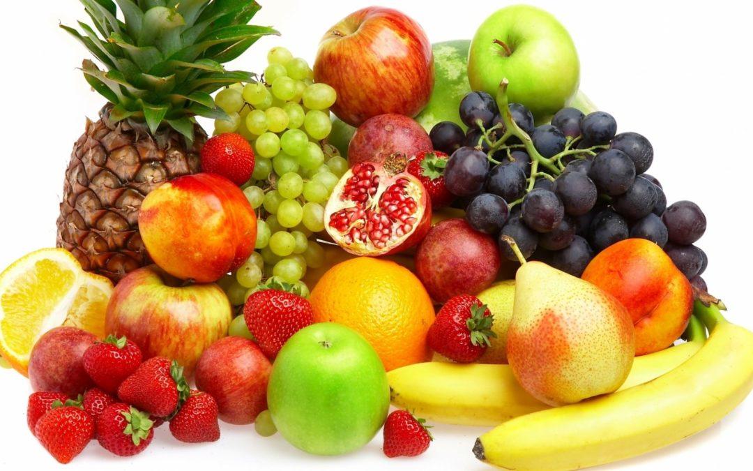 Temporadas de frutas y verduras