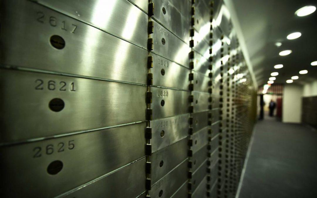 Como funcionan las cajas de seguridad