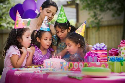 Consejos para ahorrar en las fiestas infantiles de tus hijos