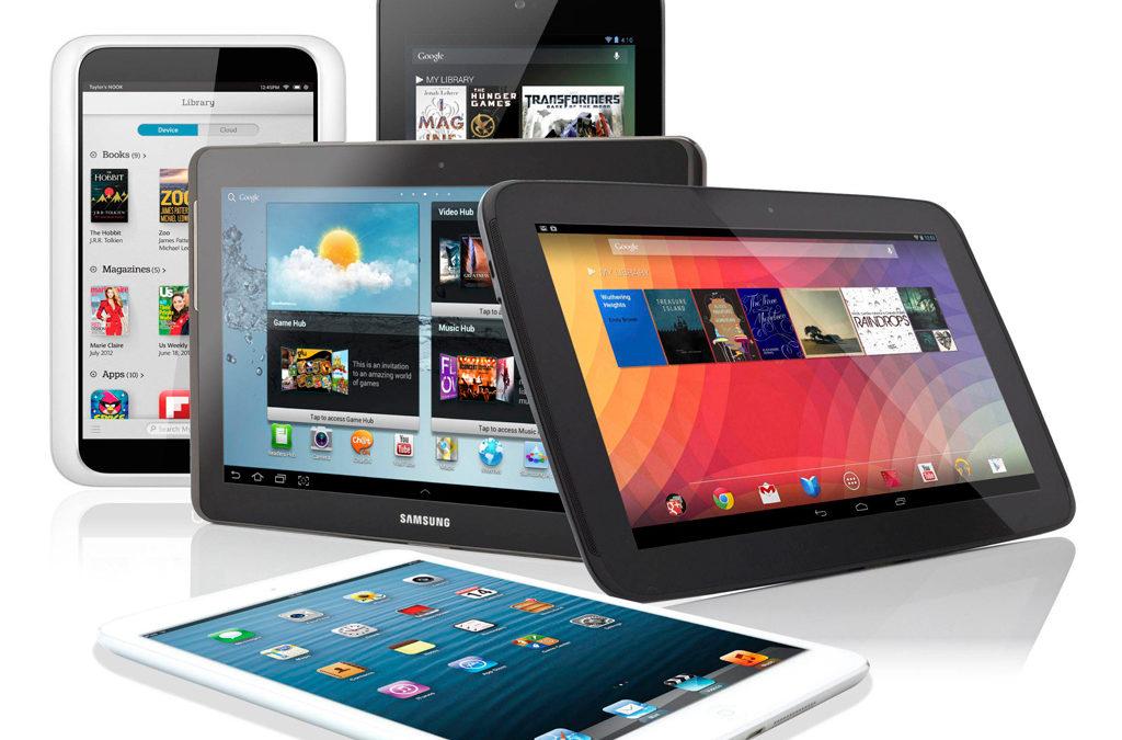 Como elegir una tableta
