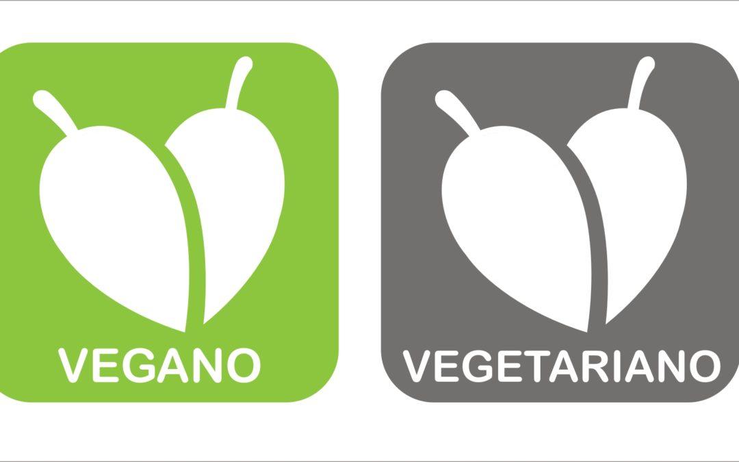 Diferencias entre vegetariano y vegano