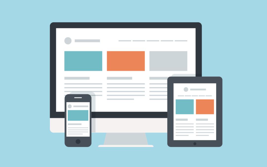 ¿Qué es una página web responsiva?